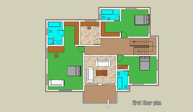 Belham Estate 4 Bedroom Duplex Bam Projects