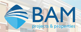 BAM Projects and Properties Logo